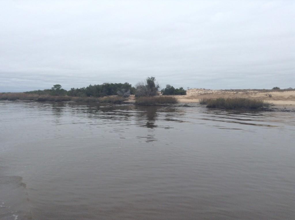 Broughton Island Sand Dune